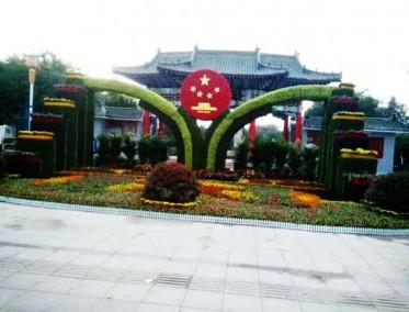 15年国庆节:寿光苍圣公园案例